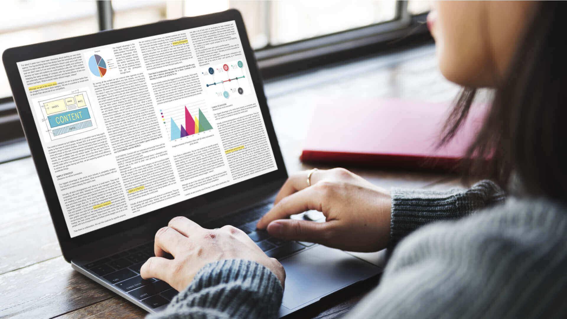 Un blog te ayuda a incrementar ventas