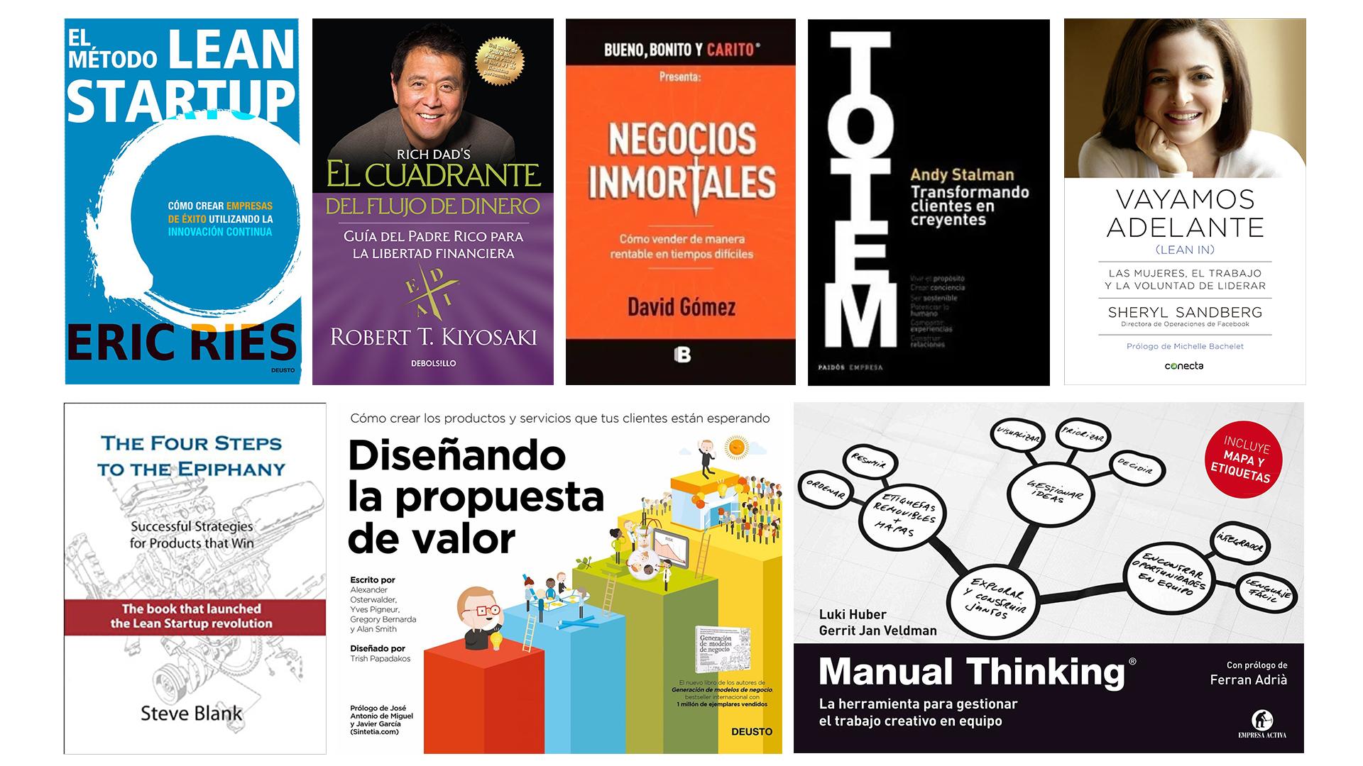 Libros de innovación